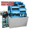 China famous sand washing machine from Zhengya Manufacturer