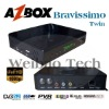 AZBOX Bravissimo twin tuner reciver for nagra3 South America