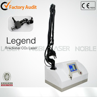 fractional co2 laser potable model