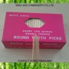 Hot,Box or wrapped of bamboo toothpicks
