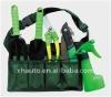 Convenient garden tools set