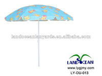 Fashion beach umbrella