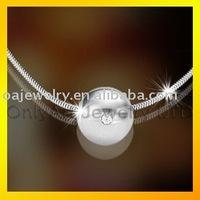 hot unquie titanium jewelry ball pendant