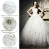 S601 Best Custom Made Professional Factory Beaded Flower Real Picture Dresses