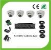 h264 4ch dvr camera kits
