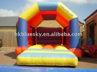 super inflatable jumping castle