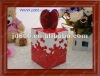 Colorful origami paper gift packaging boxes
