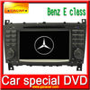 Car DVD For BENZ E series 2006-2008,with bluetooth ,DVD .USB.SD.