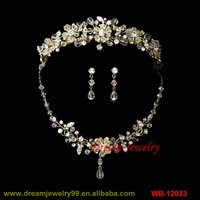 new design wedding jewelry set