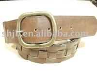 Italy Alcott brand woven belt