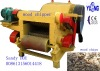 YULONG Drum wood chipper