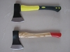 high quality axe with wooden handle