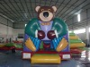 2012 HOT inflatable animal bouncer