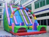 2012 Newest inflatable slide inflatable aqua slide