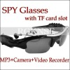 Sunglass Camera DVR DVR69B with MP3 Support TF Card