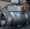 Top Entry Cast Steel Trunnion Mounted Ball Valve