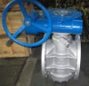 Inverted Pressure Balance Lubricated Plug Valves