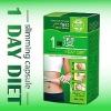 1 Day Diet slimming capsule-100% herbal slimming formula-top slimming capsule manufactory-best quality and lowest price