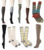 Over Knee Socks (Lady's Socks) - JiYang Socks Co., Ltd