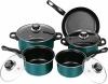 9pcs Iron Non-stick Cookware Set