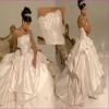 Elegant Taffeta  Wedding  Dress YY154