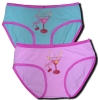 GIRLS' PANTY SHORTS, FASHION BASIC BRIEF, LADY'S UNDERWEAR,