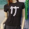 bamboo fiber t shirt D42036-01
