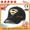 brushed cotton embroidery promotional cap
