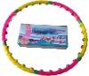 Hula hoop Sports hoop Spring hula hoop JS-6016