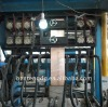 up-drawing OFC continuous casting machine