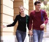 2013 spring&autumn fashion newest design couple sportswear in guangzhou