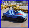 amusement park racing car on ground