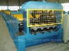 Floor Deck Forming Machine For Construction Materials