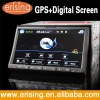 7'' 2 Din Car Stereo GPS Steering wheel control Bluetooth TV Tuner touch screen