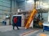 Auto E,F,2 Ply Corrugated Cardboard production line- Cut-off