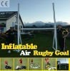 inflatable travel pillow (Inflatable Portable Air Rugby Goal)