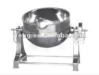 steam heating jacket kettle