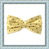 Men's silk custom printed bow ties