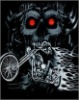motor t shirt skull t shirt Motorcycle t-shirt