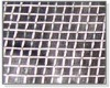 Stainless steel crimped square wire mesh