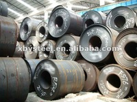 Polished Hot rolled steel strips