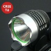 CREE XMLT6 rechargeable LED Bicycle Light and headlamp