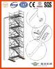 Scaffolding System-Aluminium Work Platform Ladder