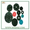 Rubber diaphragm for gas meter industrial ISO9001-2008 TS16949