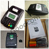 Spanish and Danish accepted GPRS Online Printer & Prepaid Airtime Topup Terminal build-in thermal printer