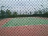 pvc coated Chain Link Fence for sports field