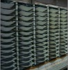 Oxide silicon carbide kiln shelf as kiln furniture