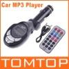 USB/SD/MMC Car MP3 Player With FM Transmitter