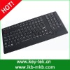IP68 Medical water proof keyboard with touch pad, numeric keypad and function keys