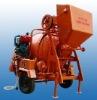 Diesel Engine JZR350 Concrete Mixer